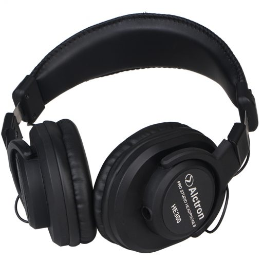 Alctron HE360 Closed Monitoring Headphones-04