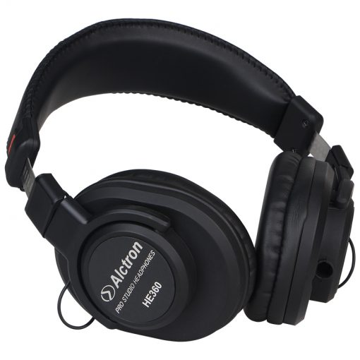 Alctron HE360 Closed Monitoring Headphones-05