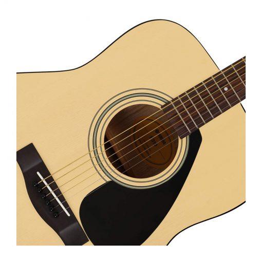 Yamaha F310 Acoustic Guitar, Natural-04