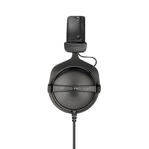 Beyerdynamic DT 770 Pro 32 ohm Closed Studio Headphones-06