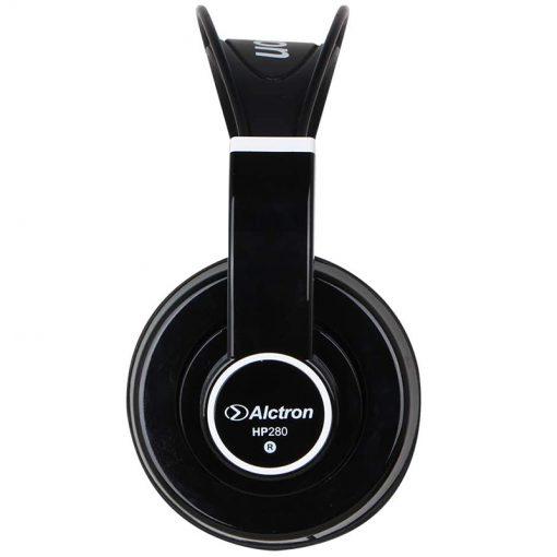 Alctron HP280 Closed monitoring headphones, Black-03