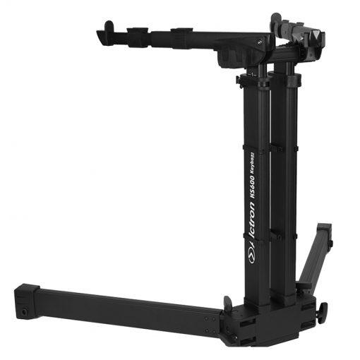 Alctron KS600 Heavy Keyboard Stand, Black-04