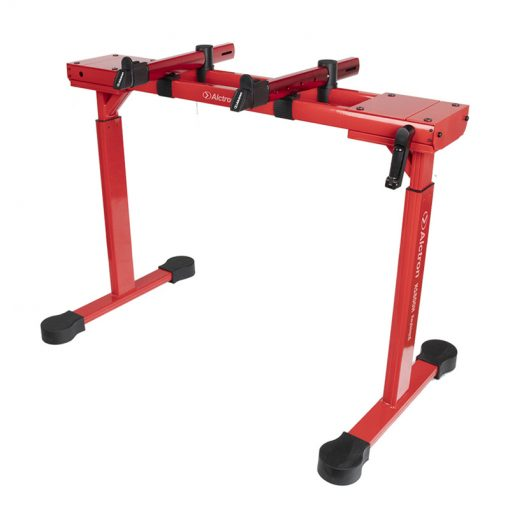 Alctron KS800H Heavy Keyboard Adjustable Stand, Red-02