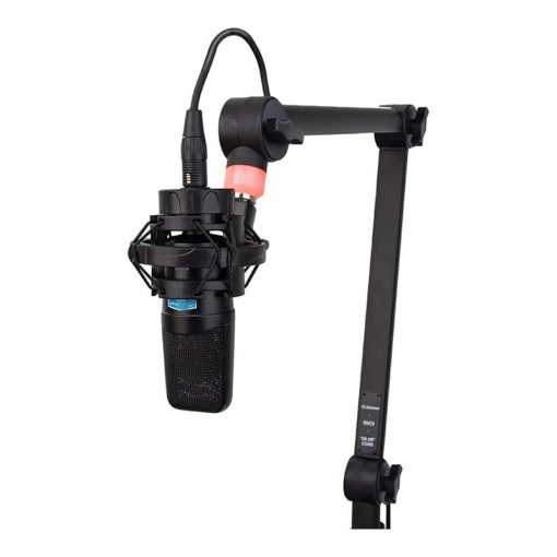 Alctron MA616 Luxury Recording-Broadcasting Mic Stand-13