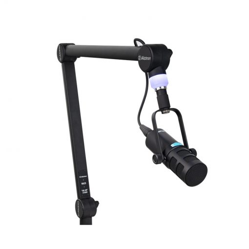 Alctron MA616 Luxury Recording-Broadcasting Mic Stand-14