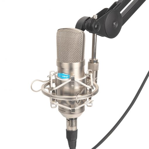 Alctron MC001 High Performance Fet Studio Condenser Microphone-02