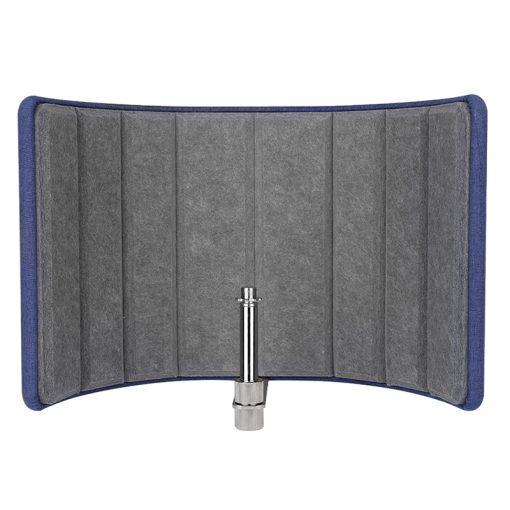 Alctron VB660 Acoustic diffuser screen, Portable Vocal Booth-02
